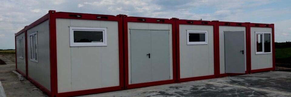 Containere monobloc de cea mai bună calitate, la prețuri accesibile!