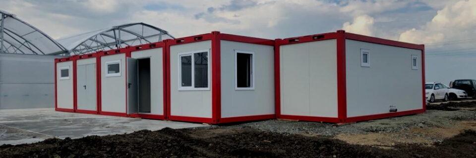 Containere modulare de cea mai bună calitate, la prețuri accesibile!