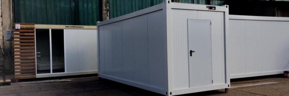 Containere Modulare si Containere de Locuit conform standardelor ISO